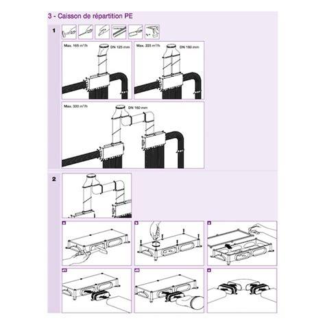 debit vmc cuisine régulateur de débit ovale optiflex conduits
