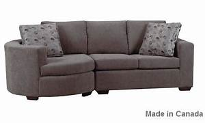 modern sectional sofas and corner couches in toronto With small sectional sofa ottawa