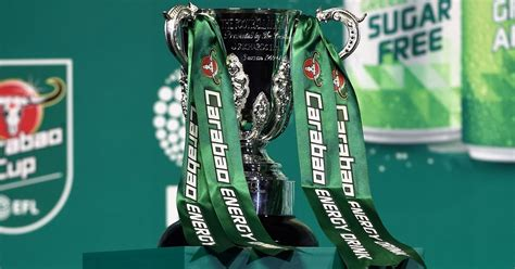 Carabao Cup draw - Derby County head to Scunthorpe United ...