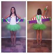 Costumes  Light year and Buzz lightyear on Pinterest  Diy Disney Costumes