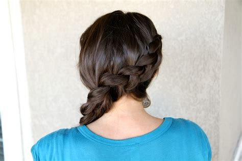 Katniss Everdeen Braid Hairstyle {the Hunger Games}