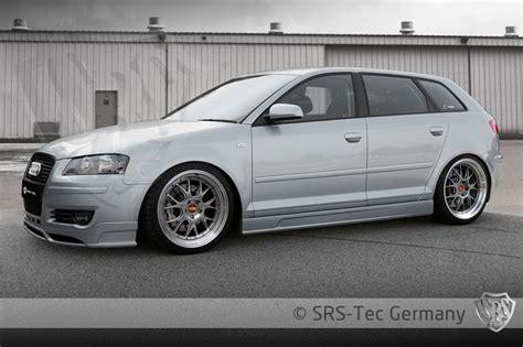 Side Skirts Rs, Audi A3 Sportback 8pa Srsaua3s02 [srs