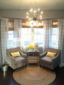This, Is, One, Of, My, Favorite, Spots, In, My, Home, My, Bay, Window, With, Two, Beautiful, Neutral, Taupe, Lin