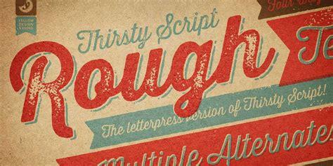 14 Retro Script Font Images - Vintage Cursive Font, Free ...