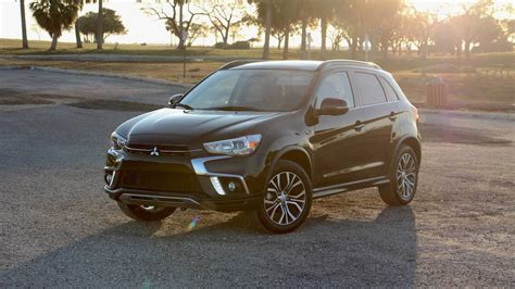 Review Mitsubishi Outlander Sport by 2018 Mitsubishi Outlander Sport Review Cheap But