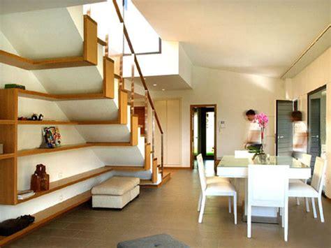 amenagement dessous d escalier rangements sous les escaliers des id 233 es photos