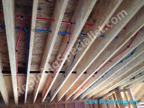 Hydronic Radiant Floor Heating Supplies by Image Gallery Pex Plumbing
