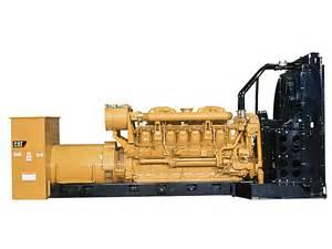 cat generator cat 3516a diesel generator set caterpillar