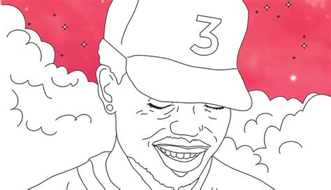 Chance The Rapper's 'coloring Book' Is Now An Actual