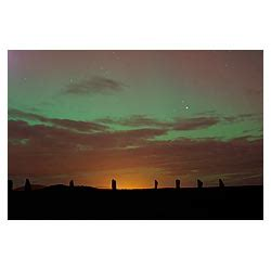 buy ring of brodgar borealis stock images on line