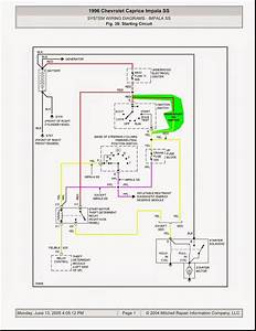 55 Fresh 96 Impala Ss Cooling Fan Wiring Diagram