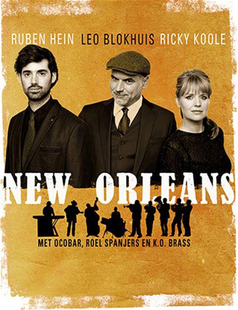 ricky koole de nieuwe liefde leo blokhuis ricky koole en ruben hein new orleans