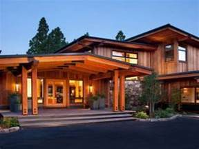 Modern Craftsman Style House Plans