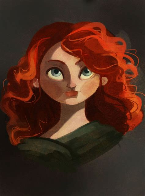 Princess Merida The Brave Pictures