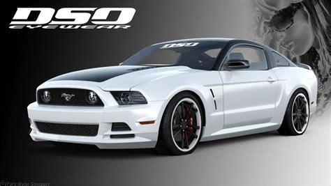 2012 Mustang Custom by Ford Previews Custom Mustangs For 2012 Sema Show Mustang
