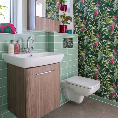bathroom wallpaper ideas uk bathroom wallpaper ideas that will elevate your space to stylish new heights