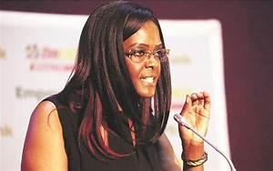 Furious First Lady blasts VP Mnangagwa – Nehanda Radio