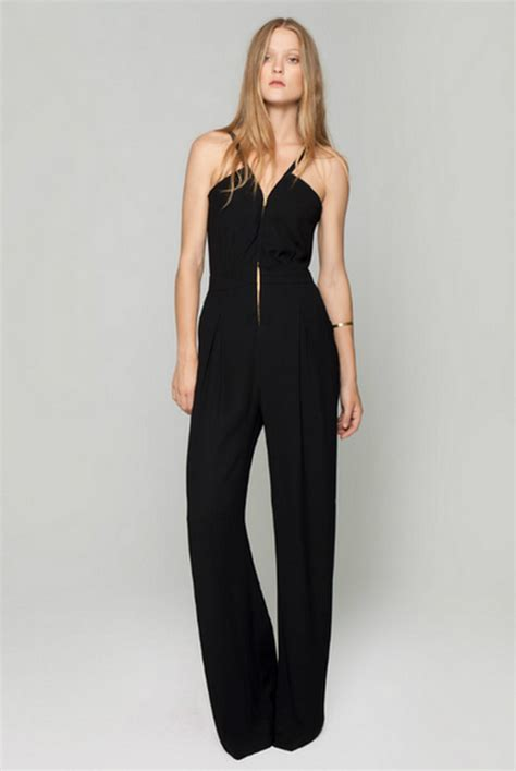 formal black jumpsuit march 2014 modern lifestyle tips