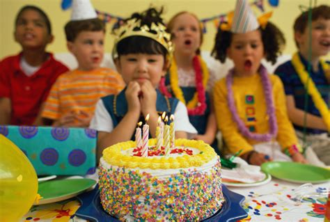 Ahorra A La Hora De Organizar Una Fiesta De Cumpleaños