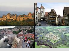 Walled cities of Europe – Orange County Register