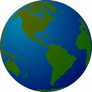 Globe Terrestre Carton : earth world globe free vector graphic on pixabay ~ Teatrodelosmanantiales.com Idées de Décoration