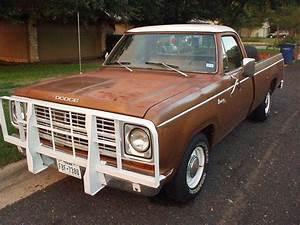 1979 Dodge D150 Adventurer Long Bed Truck V8 Survivor