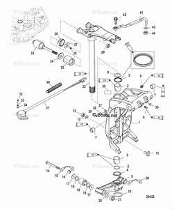 90 Mariner Swivel Bracket  U0026 Steering Arm Pdf