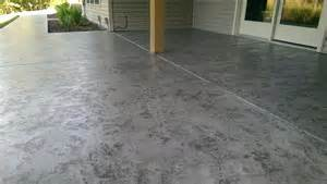 Stained Concrete Floor Polish Gallery