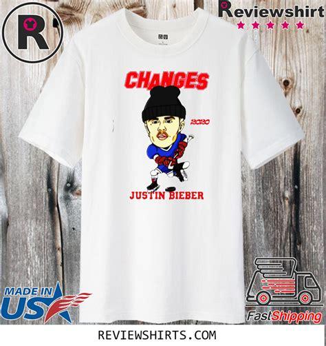 Changes Hockey Justin Bieber 2020 T-Shirt - Tentenshirts