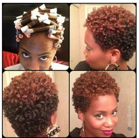 perm rod curls short hairstyles pinterest colors curls and the o jays