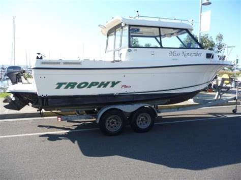Trophy Boats 2359 Hardtop by Trophy 2359 Hardtop Boats For Sale