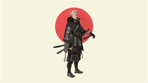 original characters fan japan samurai katana