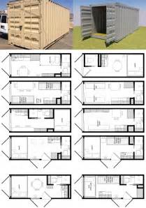 home plans with photos of interior 20 shipping container floor plan brainstorm tiny house living single shipping container