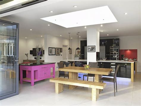 open plan kitchen living room design apropos favourite five kitchen extensions apropos