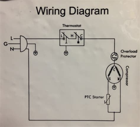 New Build Electronics Newb Diagram Help Fridge