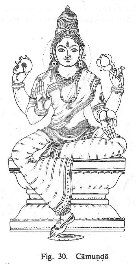 Camunda | Kerala mural painting, Hindu art, Lotus art