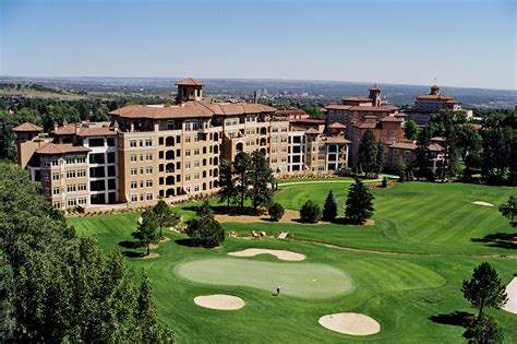 Hotel Resort Architecture For The Broadmoor