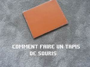 Comment faire un tapis de souris youtube for Tapis de sourie