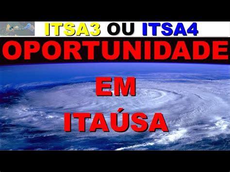 ITSA4 & ITSA3 - OPORTUNIDADE   Janus Investimentos