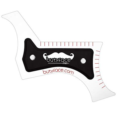 cheek beard line template butyface beard styling tool shaping template for using