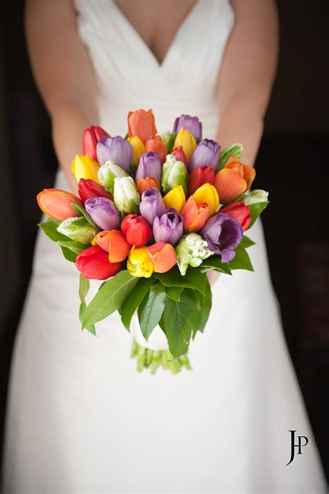 Bright Colorful And Gorgeous Oh My Bridal Bouquet