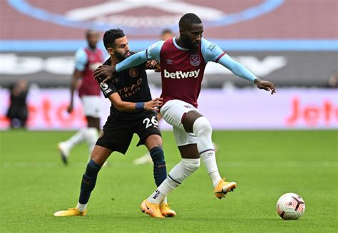 West Ham United Player Ratings Vs Manchester City - The ...
