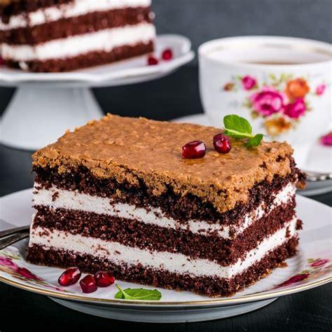 recette de cuisine facile et rapide et pas cher recette gâteau au chocolat à la crème chantilly facile
