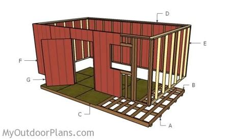 Free Shed Blueprints 12x20 by 36 Best Enright Acres Images On Tools Work