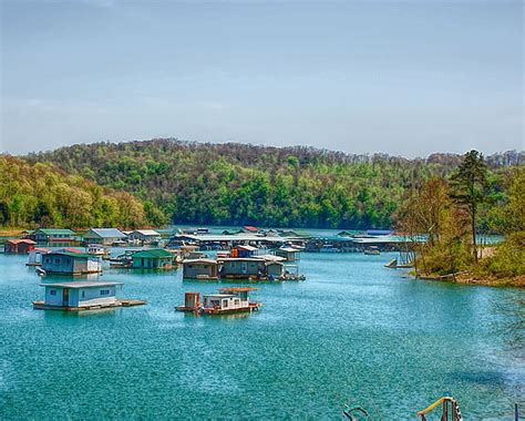 Fishing Boat Rentals Tennessee by Norris Point On Norris Lake Lafollette Tn