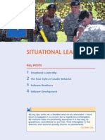 situational leadership case study transformational
