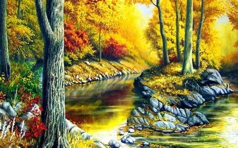 Gold Autumn Wallpapers by Autumn Gold 1607673 Wallpapers13