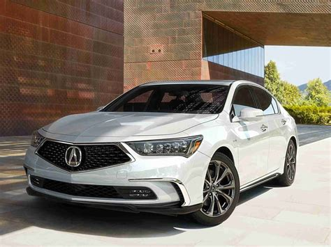 2018 acura rlx nevada acura dealers