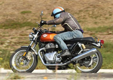 Royal Enfield Interceptor 650 Image by What Makes The Royal Enfield Real Special Rediff