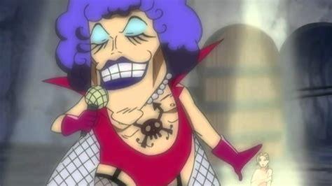 Ivankov Transforms A Man To A Girl One Piece 439